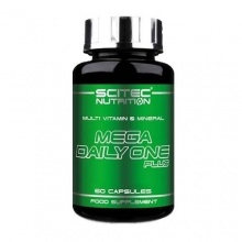 Витамины Scitec Nutrition   Mega Daily One Plus (60 caps)